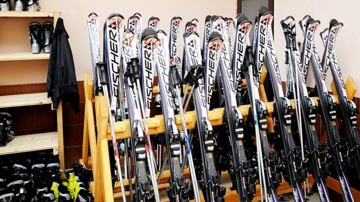 Прокат горнолыжного снаряжения в Мигово