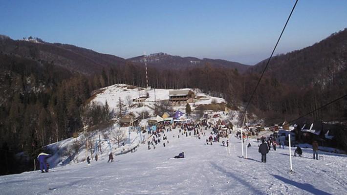 Горнолыжный курорт Перевал Немчич, Украина